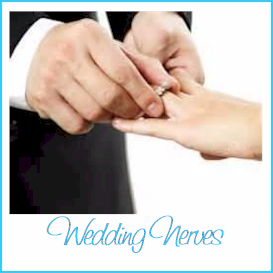 wedding nerves